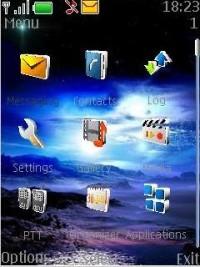 Темы для Nokia 6300
